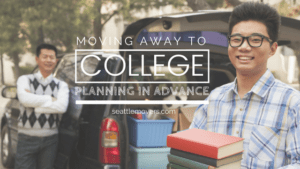 Moving away for college - Seattle Movers - Moving tips for higher education